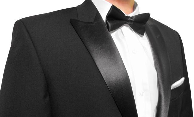 Tuxedo-rapels