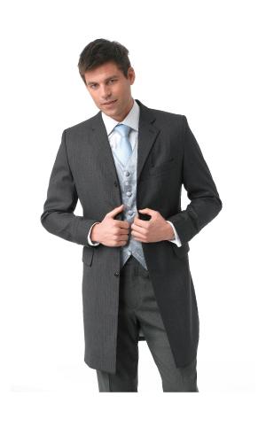結婚式で着るフロックコート