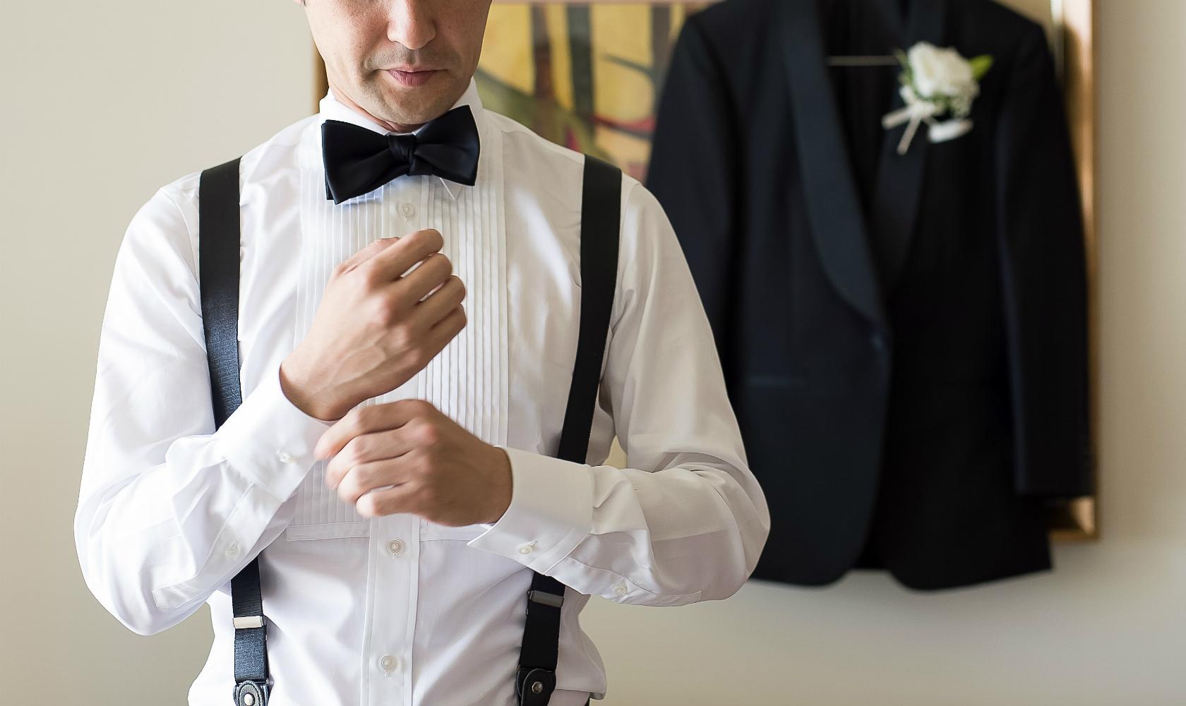 新郎のオーダーメイド衣装の選び方